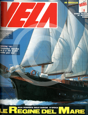 Anno 16 n.10 Novembre 1990 (numero 172)