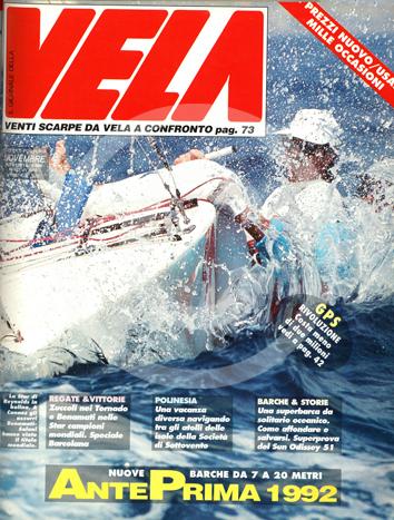 Anno 17 n.10 Novembre 1991 (numero 183)