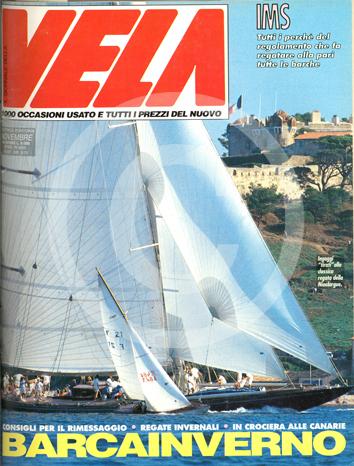 Anno 18 n.10 Novembre 1992 (numero 194)