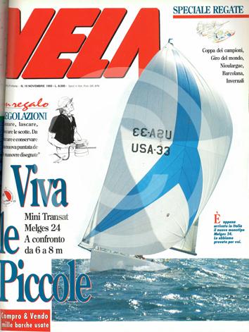 Anno 19 n.10 Novembre 1993 (numero 205)