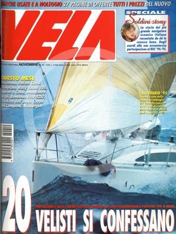 Anno 20 n.10 Novembre 1994 (numero 216)