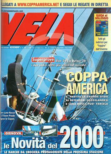 Anno 25 n.10 Novembre 1999 (numero 271)