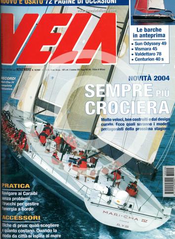 Anno 28 n.10 2003 Novembre