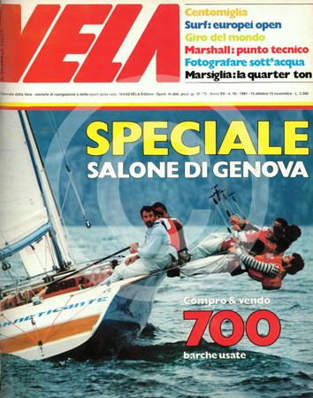 Anno  7, n.10 Ottobre/Novembre   1981