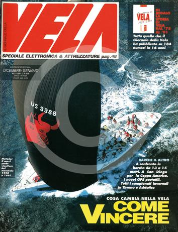 Anno 17 n.11 Dicembre 1991 (numero 184)