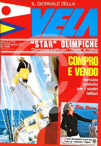 Anno II, Numero 11 – Dicembre 1976 – Gennaio 1977 TI PIACE QUESTA COPERTINA? CLICCA PER RICHIEDERE SUBITO T-SHIRT, POSTER, ARTICOLI, ABBONAMENTO