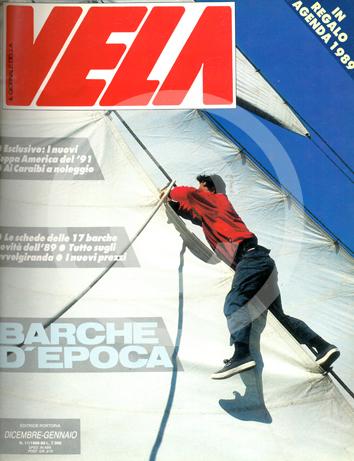Anno 15, n.11 Dicembre 1988 (numero 151)