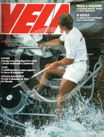 Anno 15, n. 4 , Dicembre 1989 (numero 162)