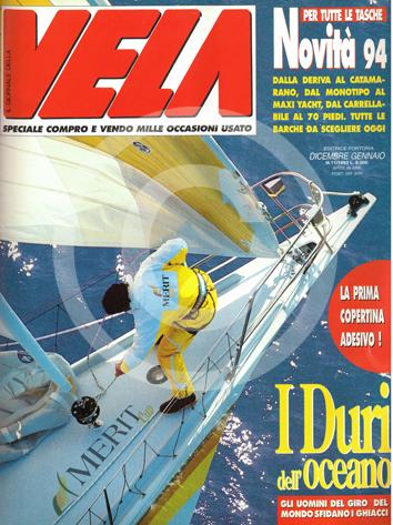 Anno 19 n.11 Dicembre 1993 (numero 206)
