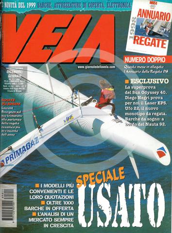 Anno 24 n.11 Dicembre 1998 (numero 261)