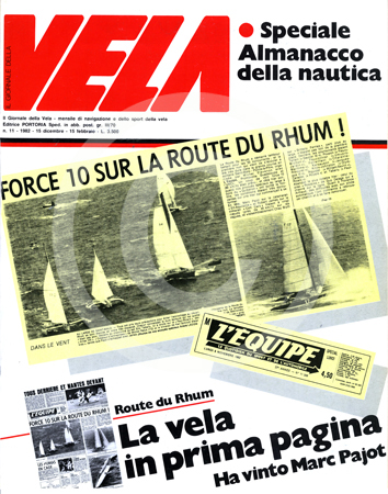 Anno 8, n.11  1982 Dicembre/Febbraio