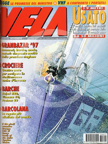 Anno 22 n. 10 Novembre 1996 (numero 238)