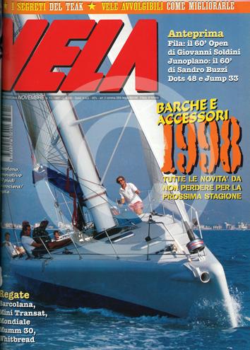 Anno 23 n.10 Novembre 1997 (numero 249)