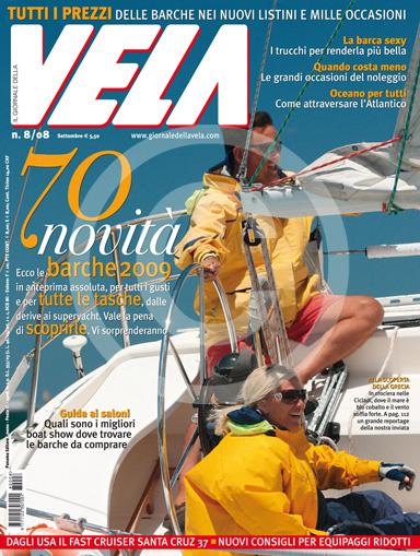 Anno 33 n.8  2008 Settembre
