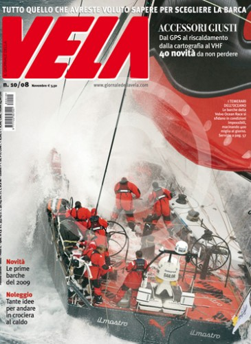 Anno 33 n.10 2008 Novembre