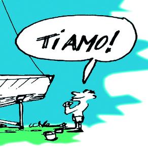 """40 ANNI DI STORIE DI VELA Giorgio Bocca """"Mio figlio… skipper"""""""